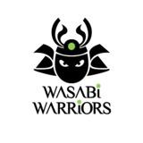 Wasabi Warriors brand logo