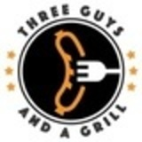 Three Guys And A Grill brand logo