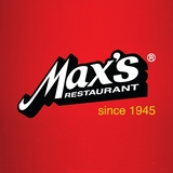 Max's Restaurant brand logo