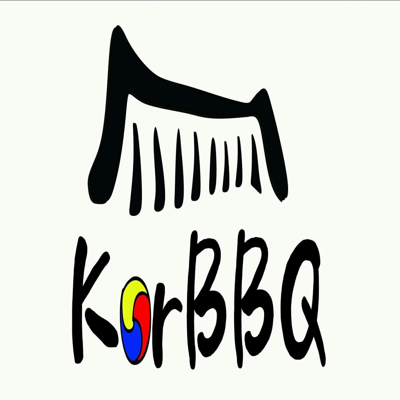 Kor-BBQ Restaurant Grill and Buffet brand logo