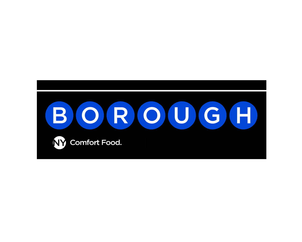 Borough brand logo