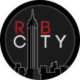 RB CTY / Rib City brand logo