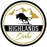Highlands Bistro brand logo