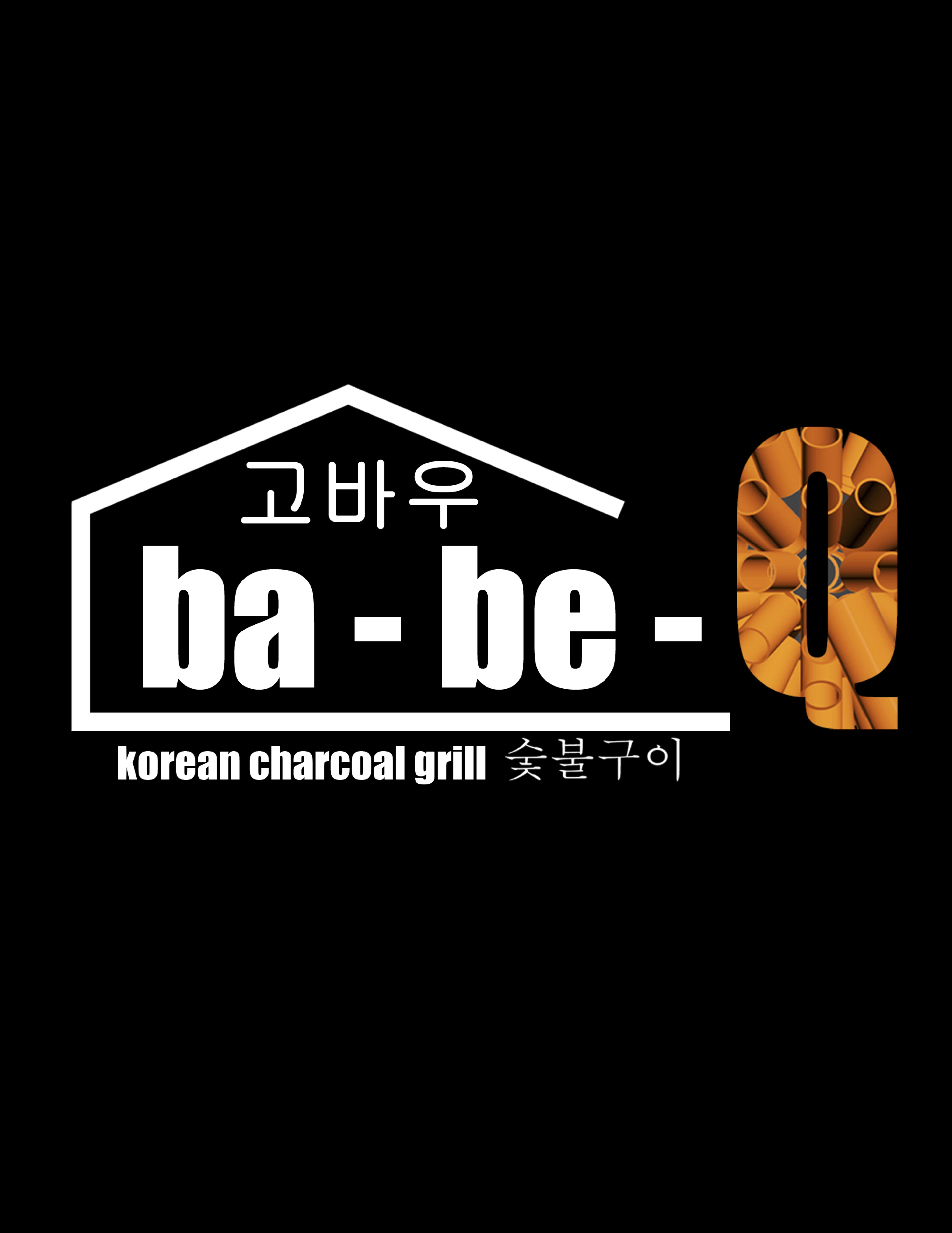Ba-Be-Q Korean Charcoal Grill brand logo