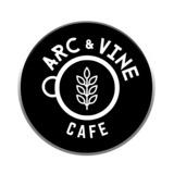 Arc & Vine Cafe brand logo