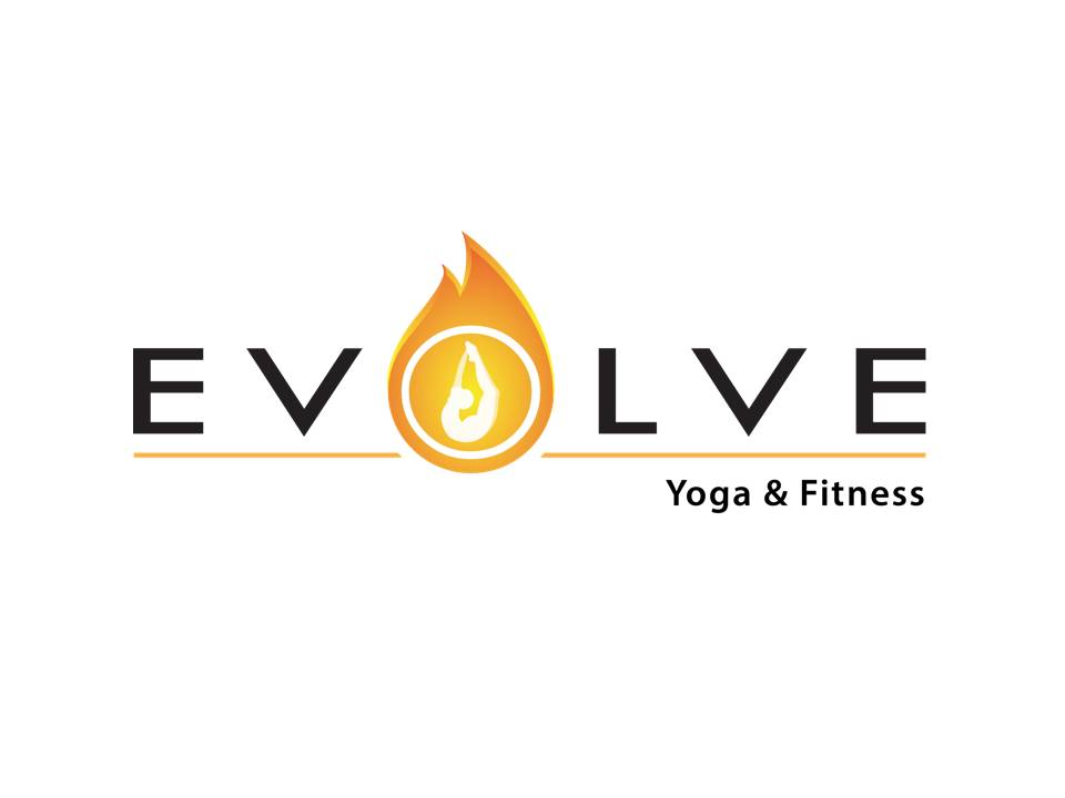 Evolve Yoga brand logo