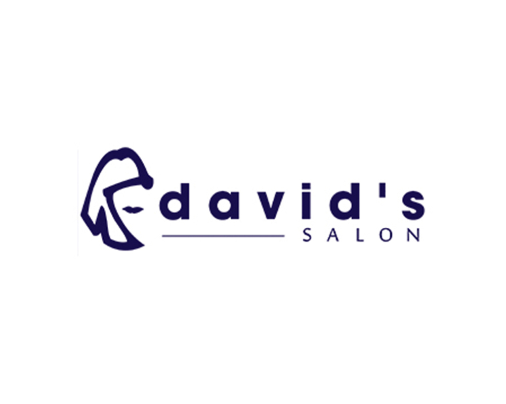 David's Salon brand logo