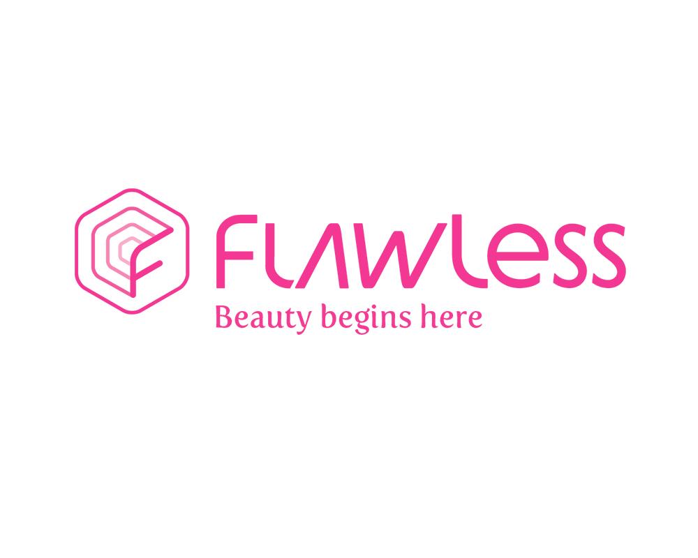 Flawless brand logo