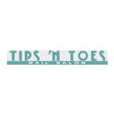 Tips 'N Toes logo