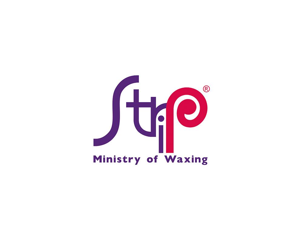 Strip brand logo