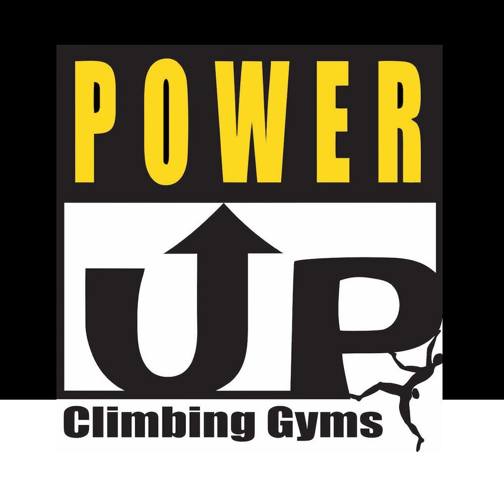 Power Up brand logo