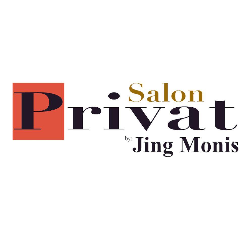 Salon Privat by Jing Monis logo