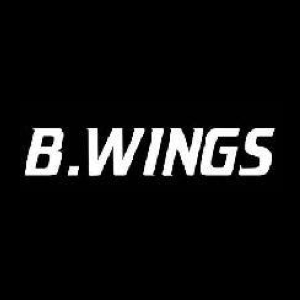 B.Wings brand logo
