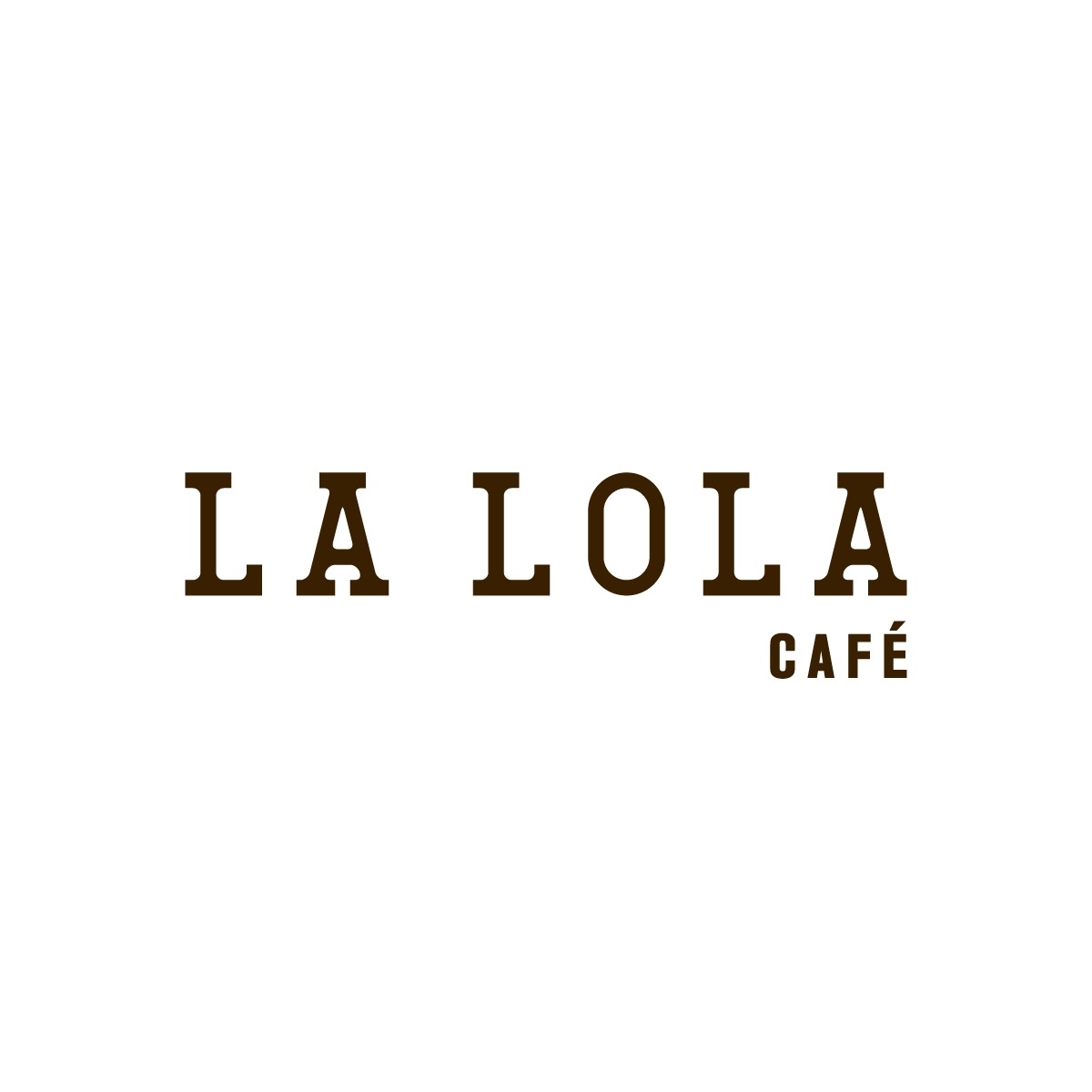 La Lola Cafe brand logo