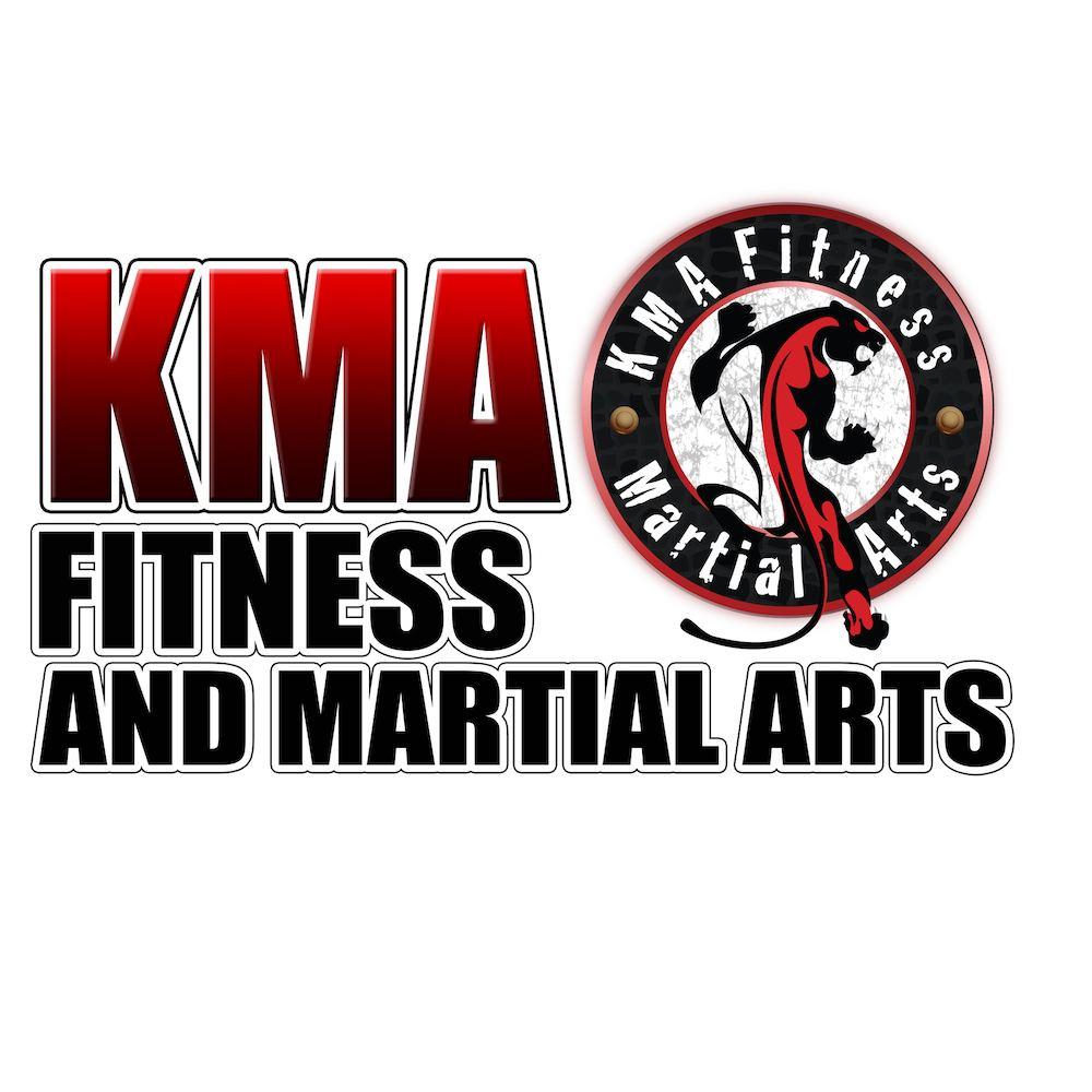 KMA Fitness brand logo