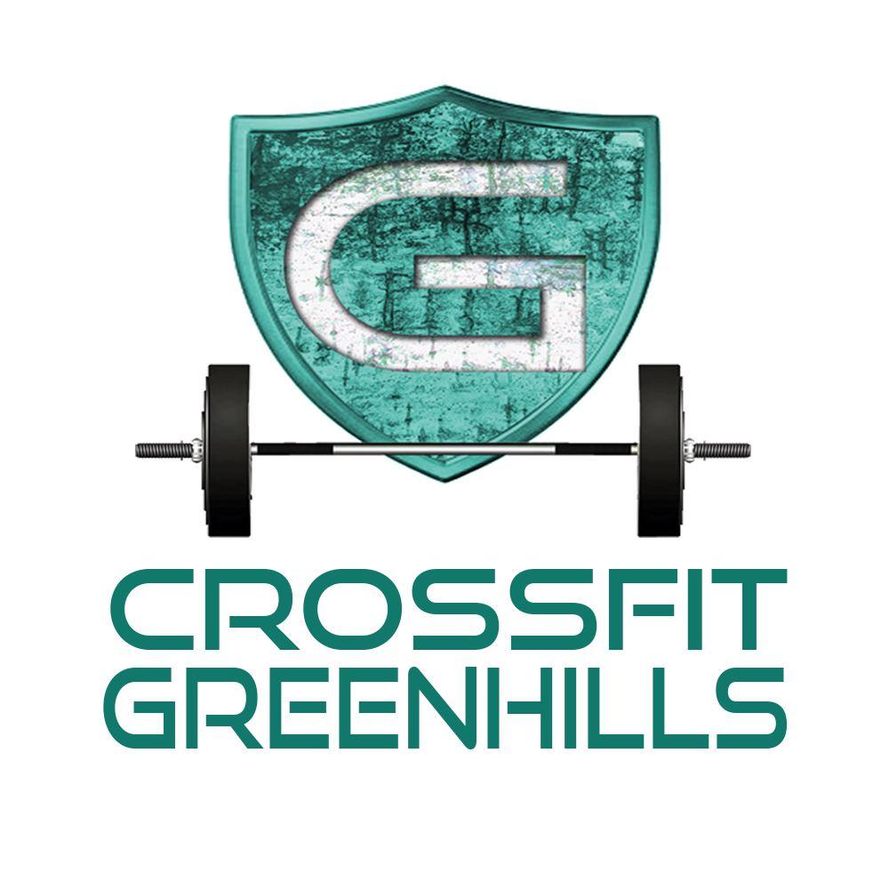 CrossFit Greenhills brand logo