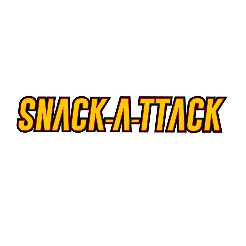 Snack Attack brand logo