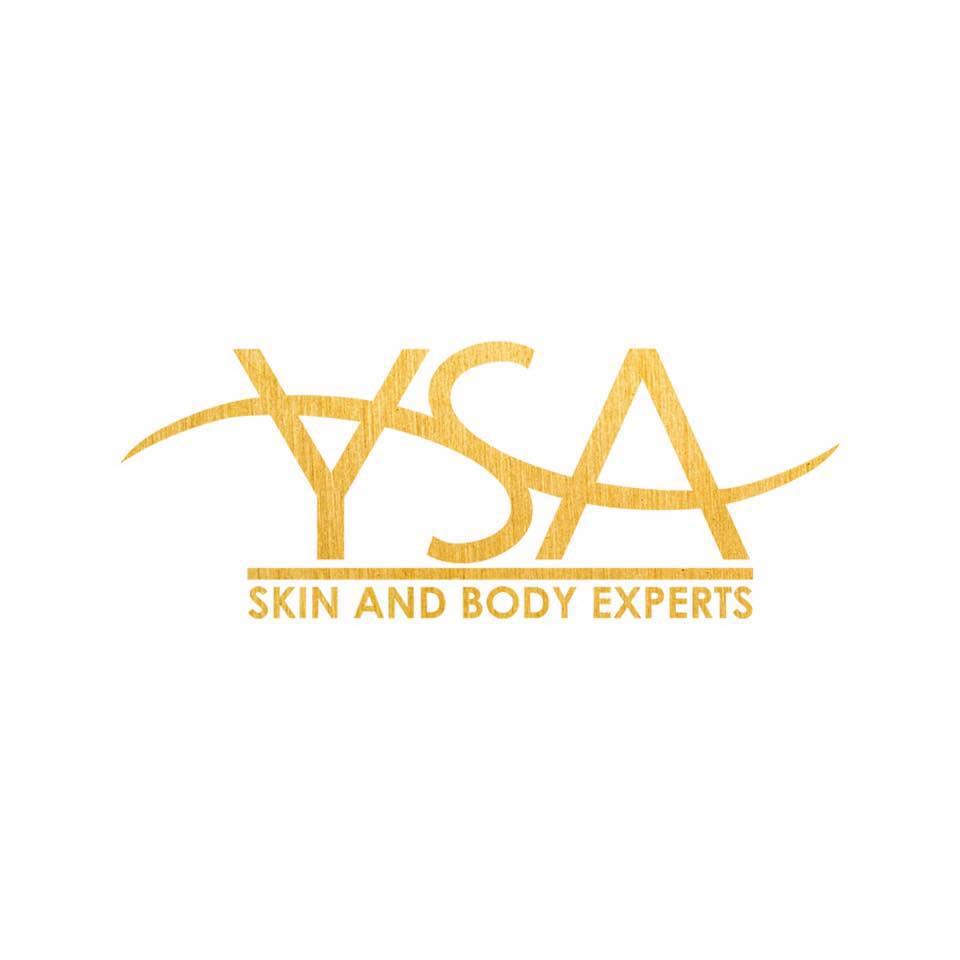 YSA Skin and Body Experts logo