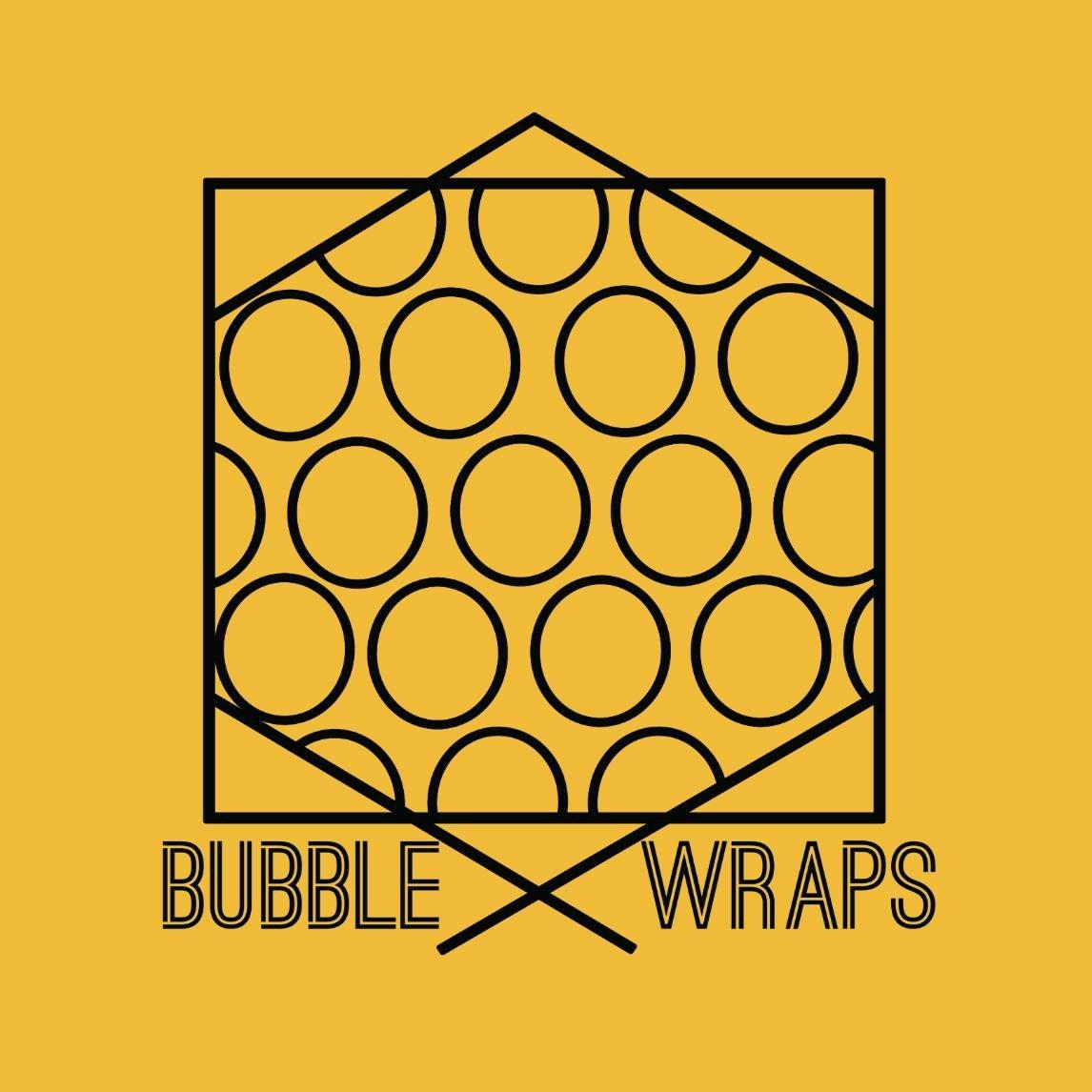 Bubble Wraps brand logo