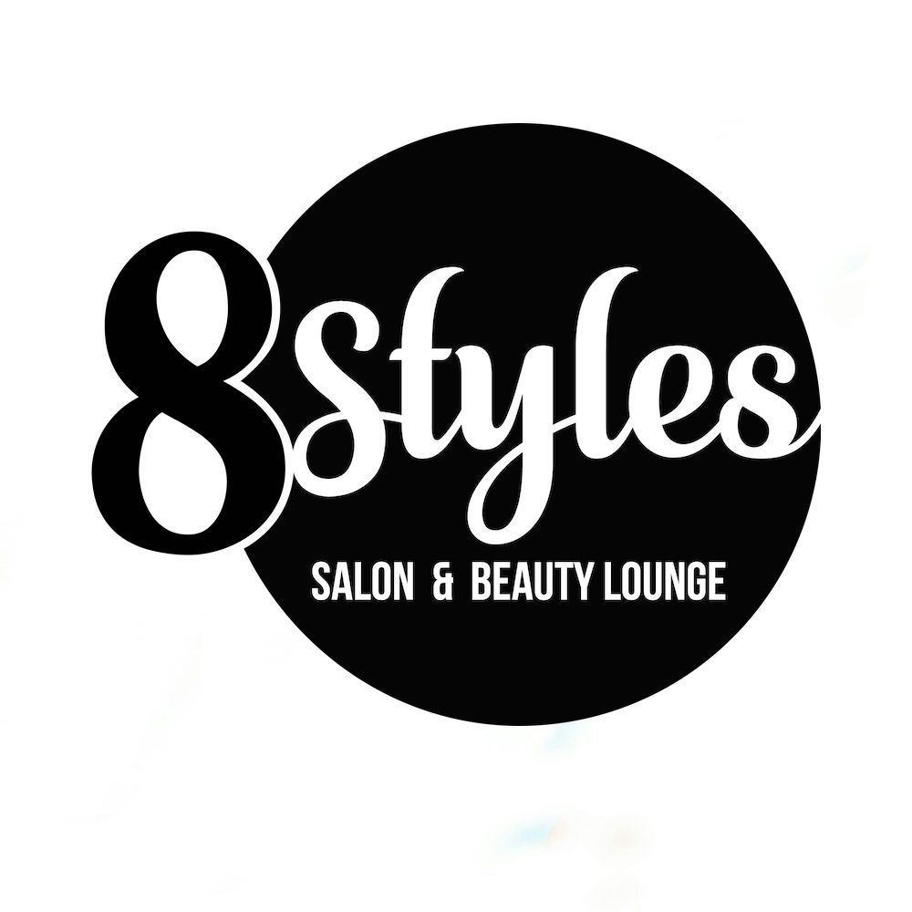 8Styles Salon and Beauty Lounge brand logo