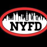 NYFD brand logo