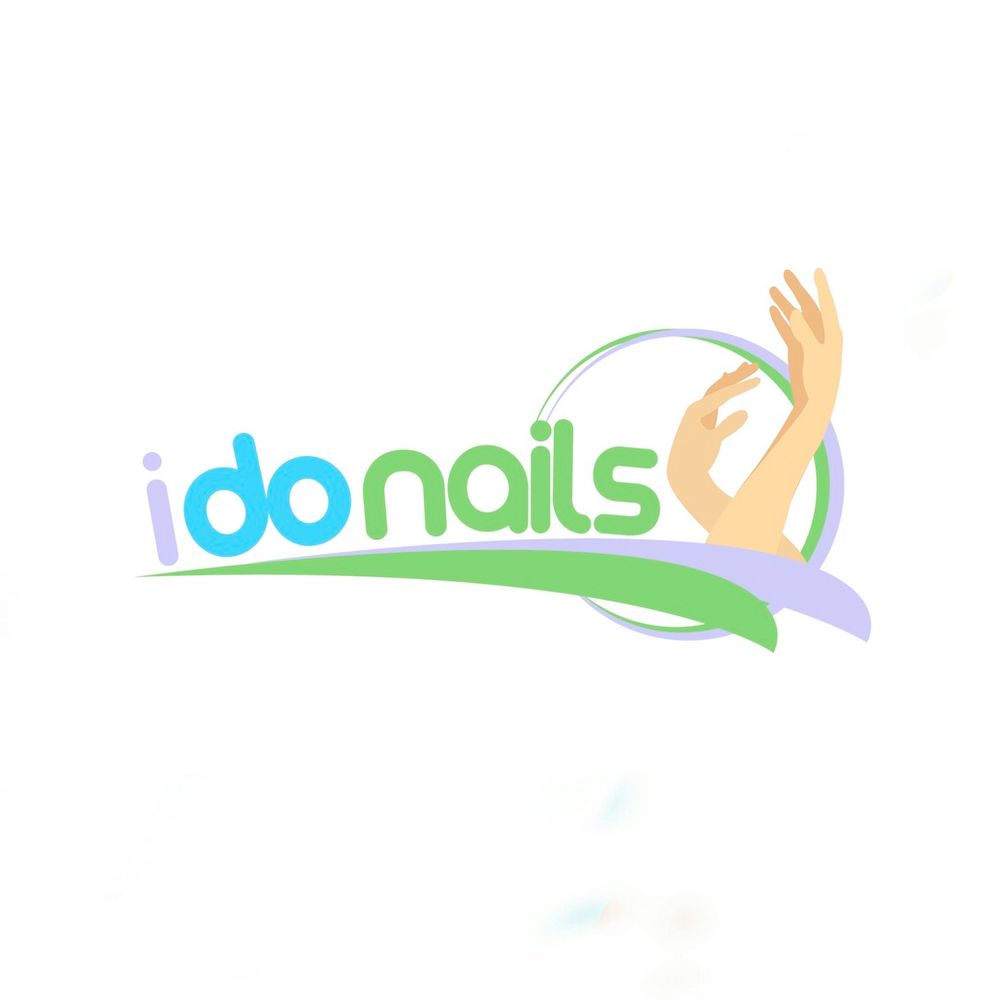 I Do Nails brand logo