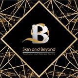 Skin and Beyond Aesthetics and Wellness Center brand logo