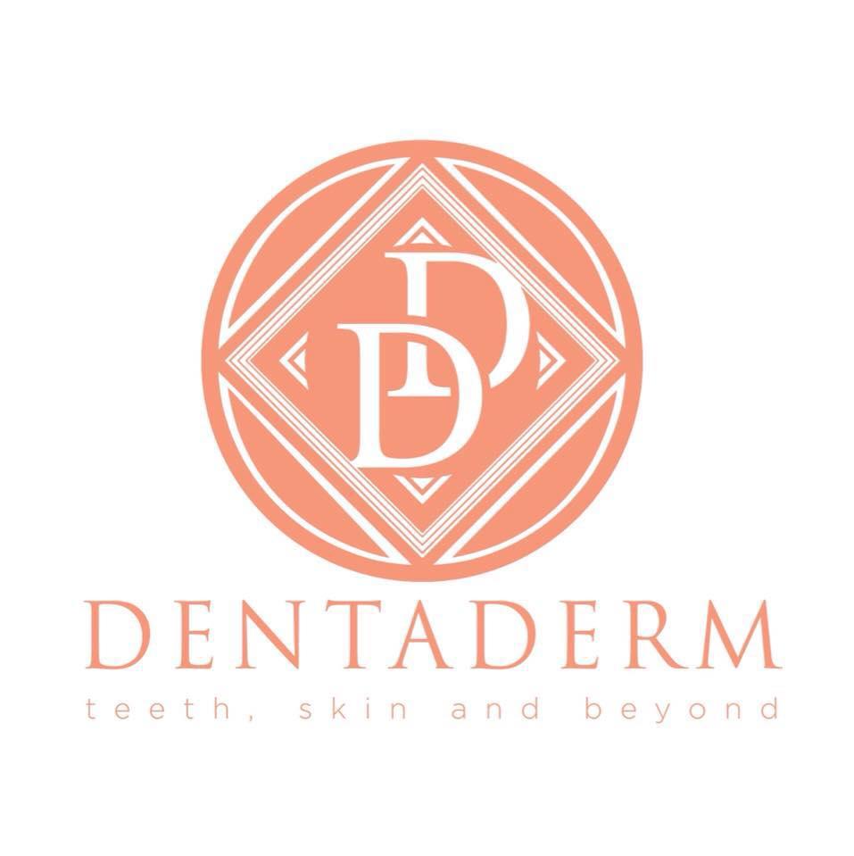 Dentaderm brand logo