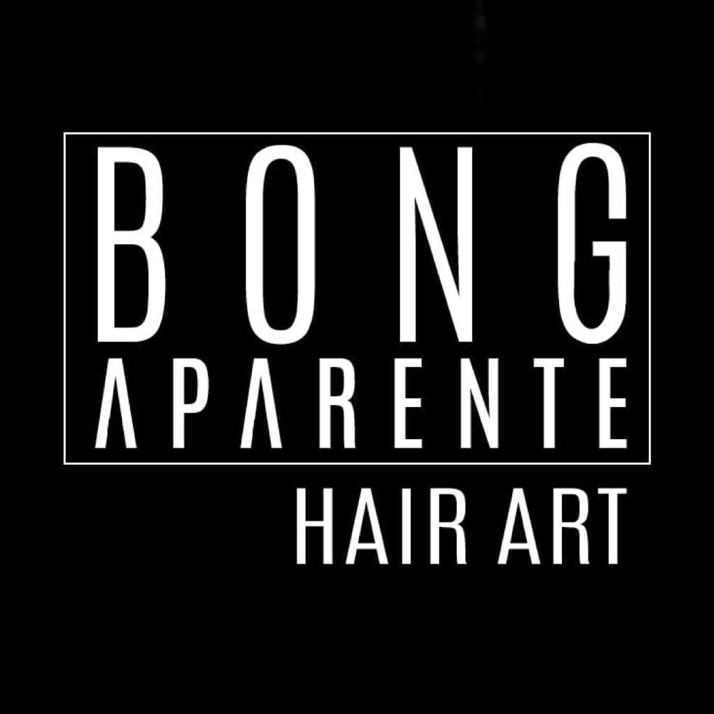 Hairart by Bong Aparente logo