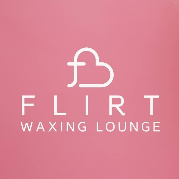 Flirt Waxing Lounge brand logo