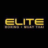 Elite Boxing & Muay Thai brand logo