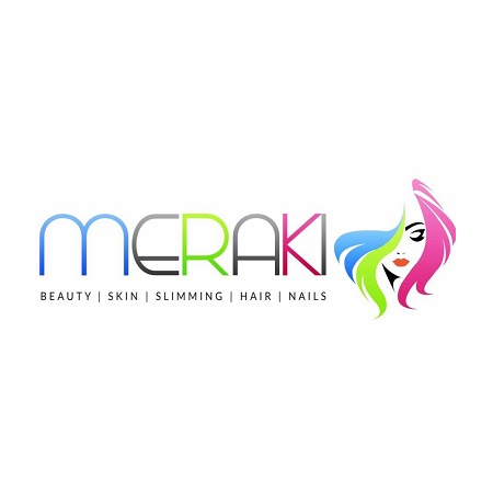 Meraki Beauty Station brand logo