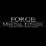 Forge: Martial Fitness brand logo