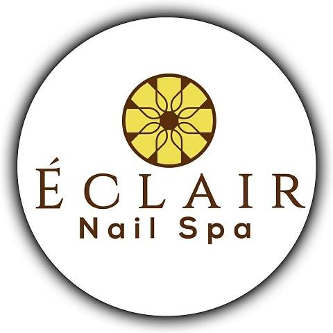 Eclair Nail Spa logo