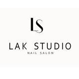 Lak Studio Nail Salon brand logo