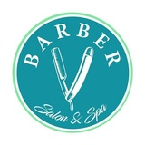 Barber V Salon and Spa brand logo
