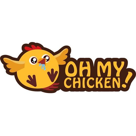 Oh My Chicken brand logo