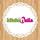 Kitchenails logo