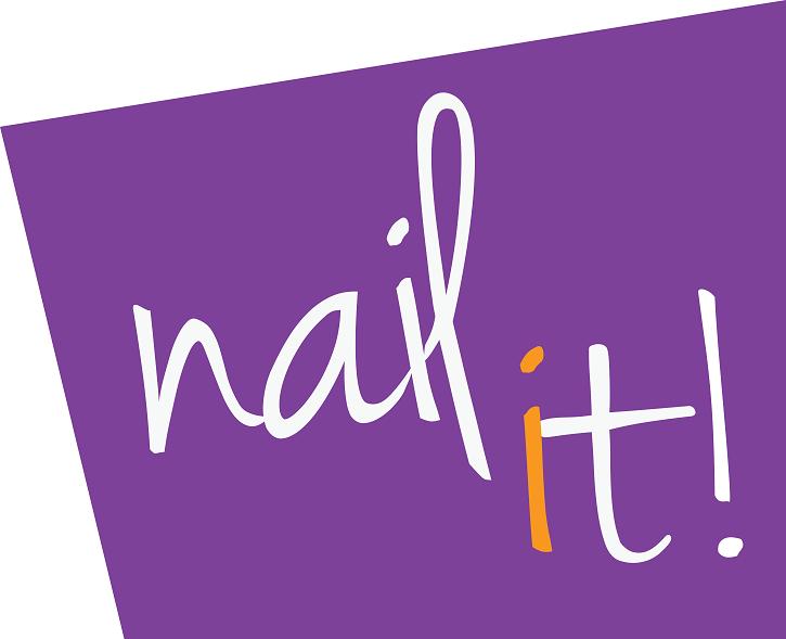 Nail It! logo