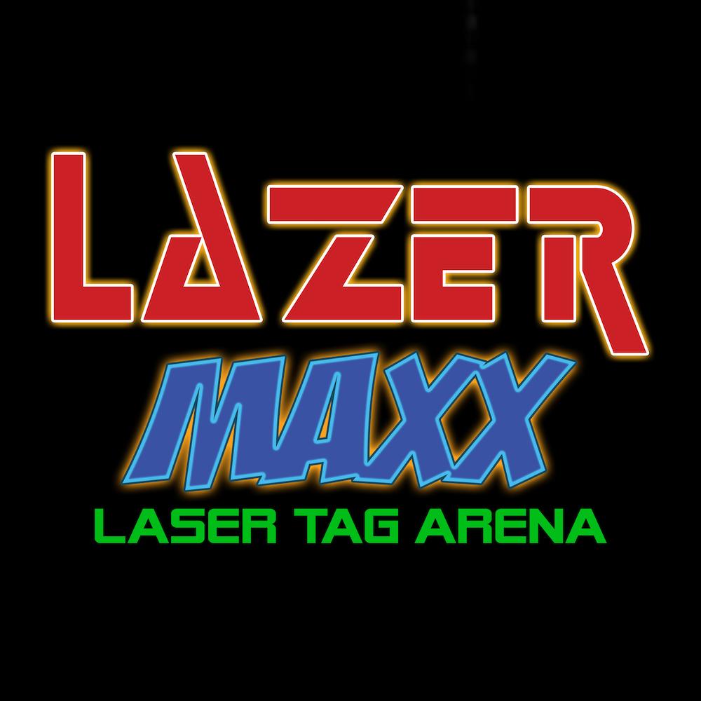 Lazer Maxx logo