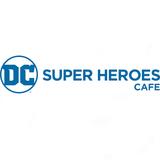 DC Superheroes Cafe brand logo