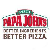 Papa John's Pizza brand logo