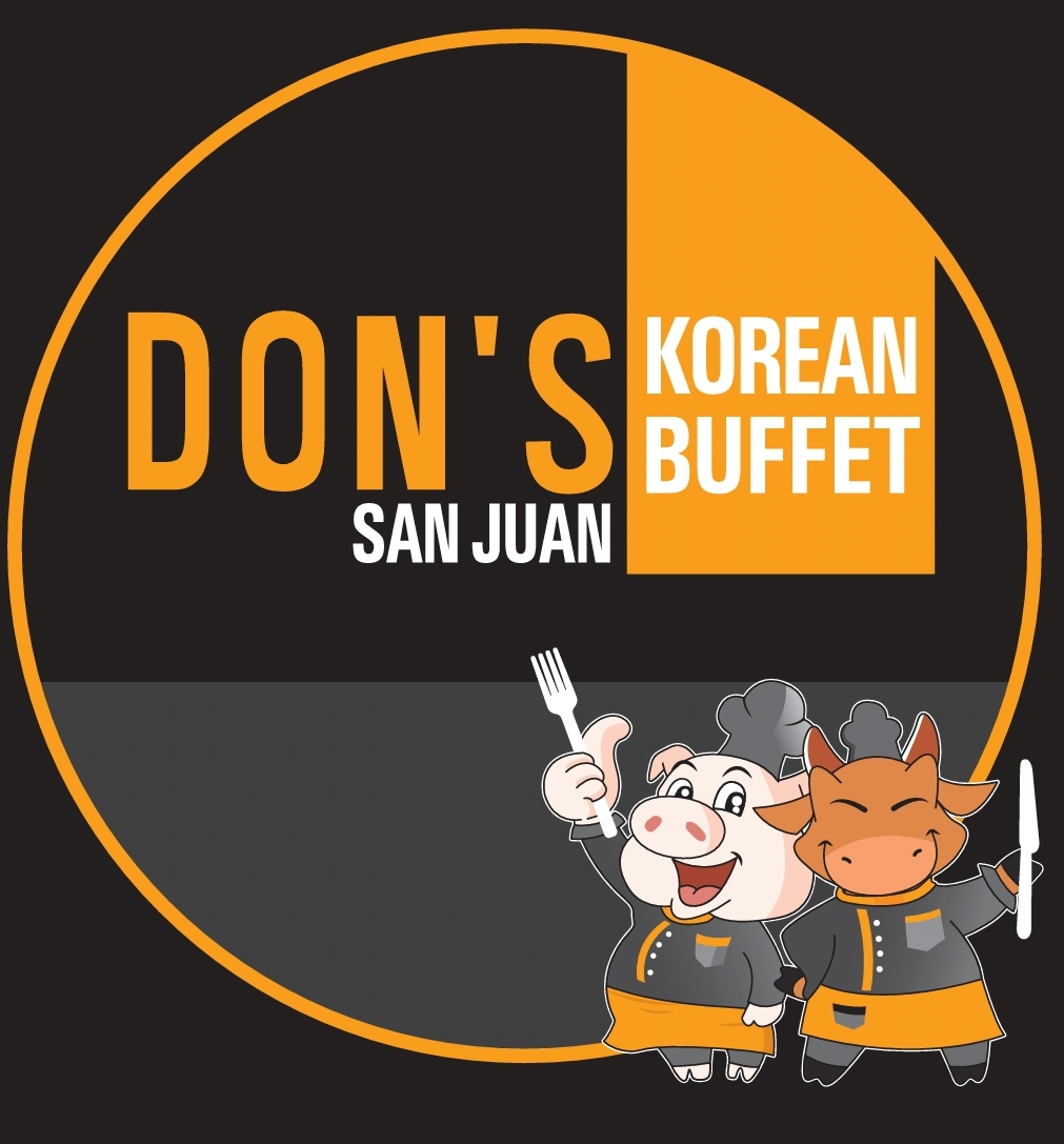 Don's Korean BBQ and Buffet logo