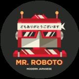 Mr. Roboto Modern Japanese