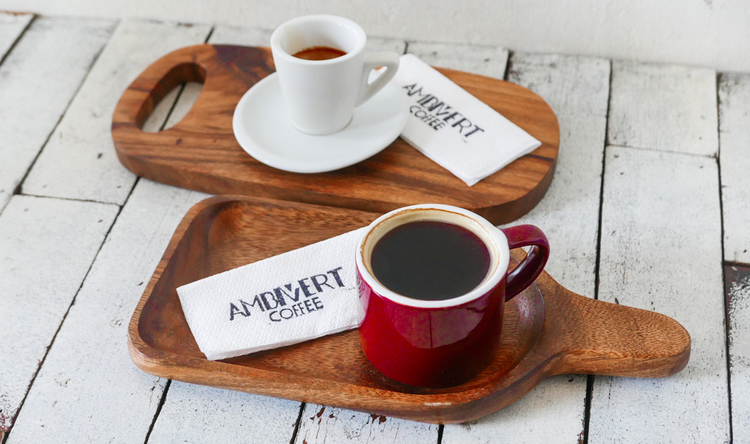 Ambivert Coffee
