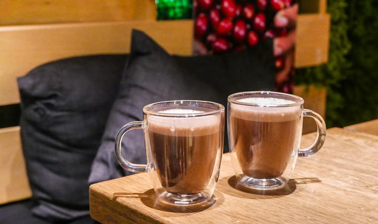 Dark Specialty Coffee & Tea