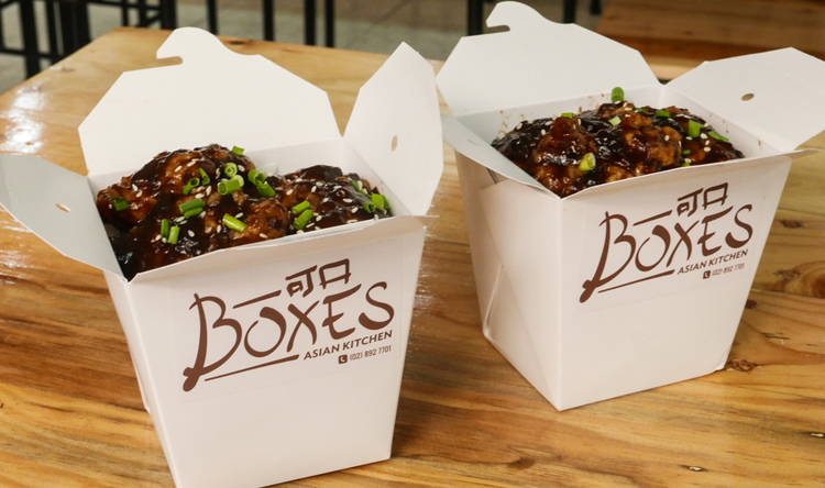Boxes Asian Kitchen