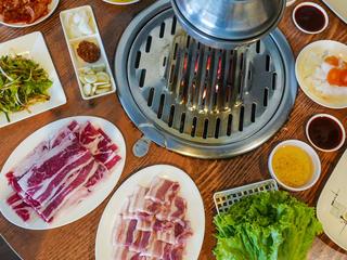 Ba-Be-Q Korean Charcoal Grill