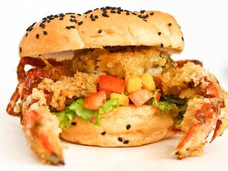 Crunchy Crab: Seafood Shack