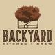 Backyard Kitchen + Brew